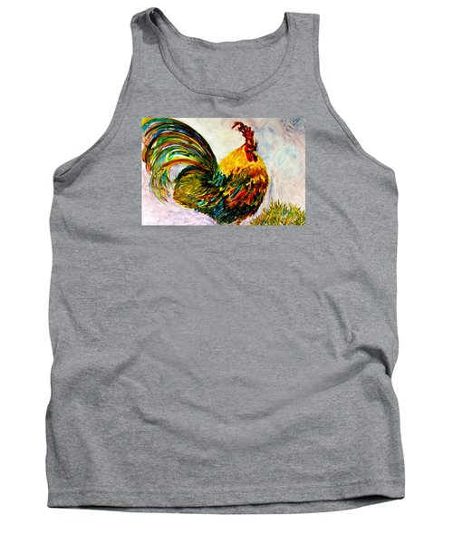 Not Here? Tank Top