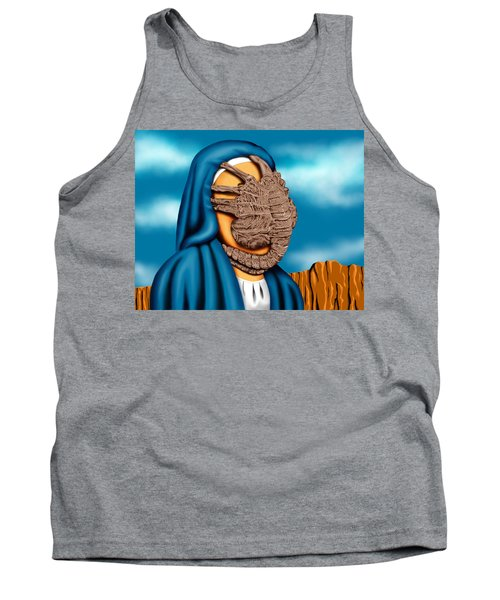 Not So Immaculate Conception Tank Top