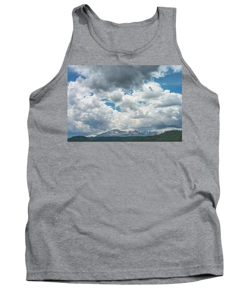 Not Until We Are Lost Do We Begin To Understand Ourselves.  Tank Top