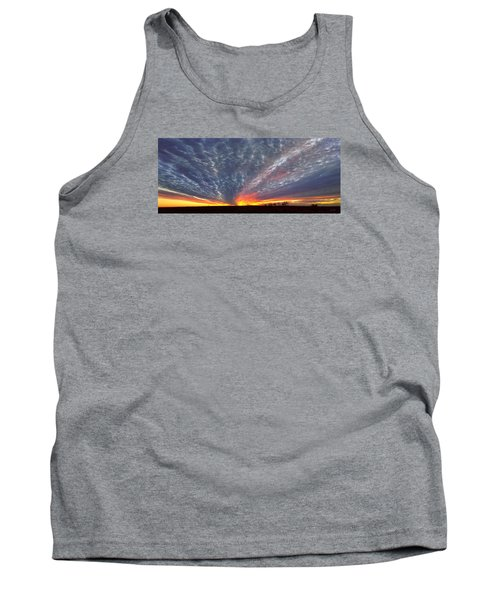 November Magic Tank Top by Rod Seel