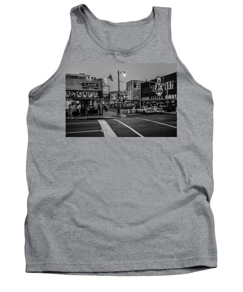 Now Entering Beale  Tank Top