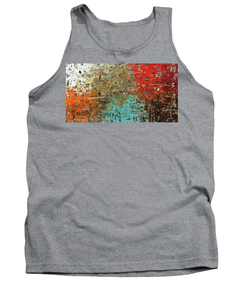 Now Or Never Tank Top