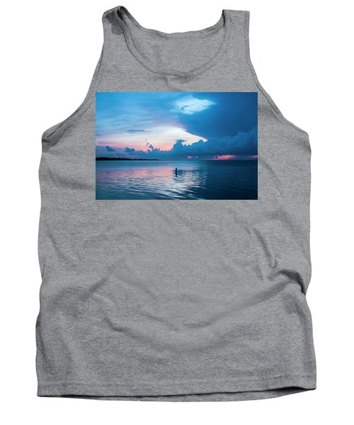 Now The Day Is Over Tank Top