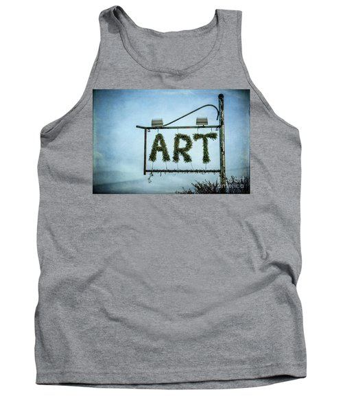 Now This Is Art Tank Top