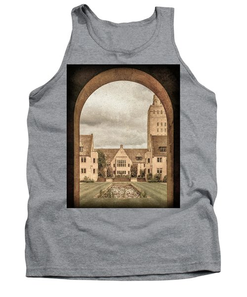 Oxford, England - Nuffield College Tank Top