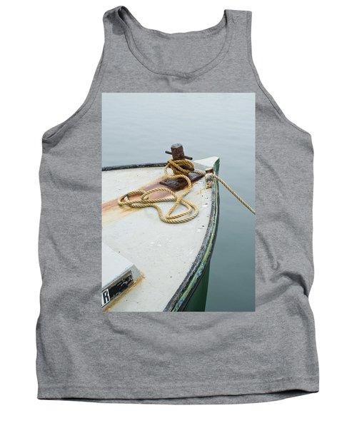 Oak Bluffs Fishing Boat Tank Top