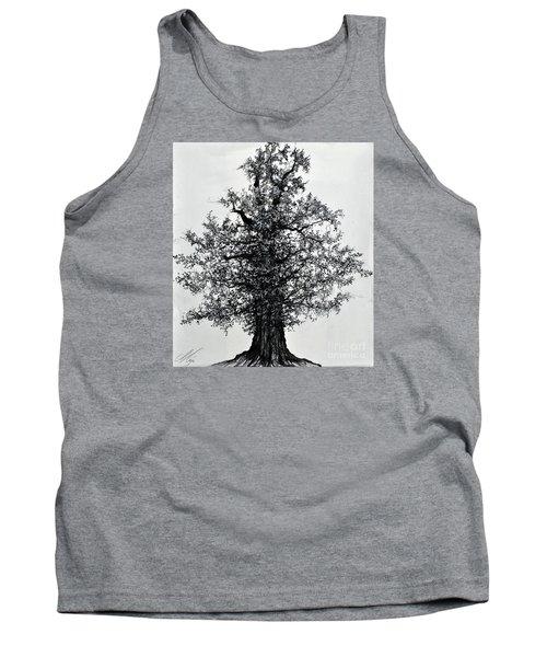 Oak Tree Tank Top