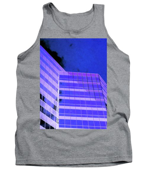 Tank Top featuring the photograph Obscurity In by Jamie Lynn