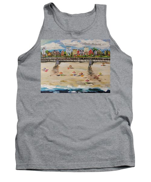 Ocean Ave By John Williams Tank Top by John Williams