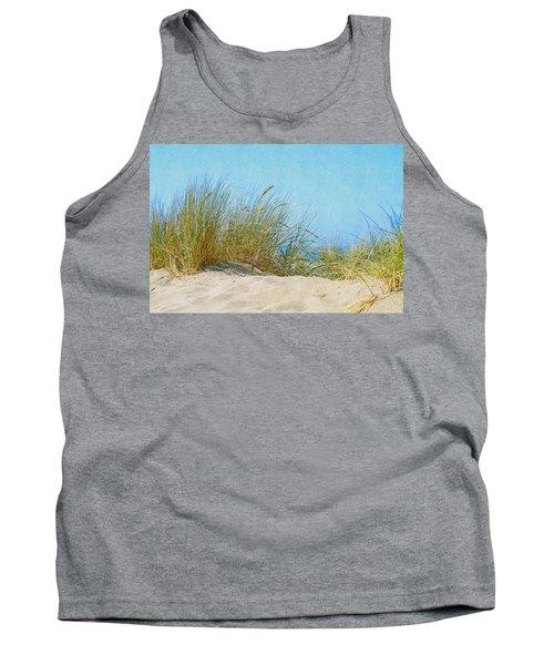 Ocean Beach Dunes Tank Top