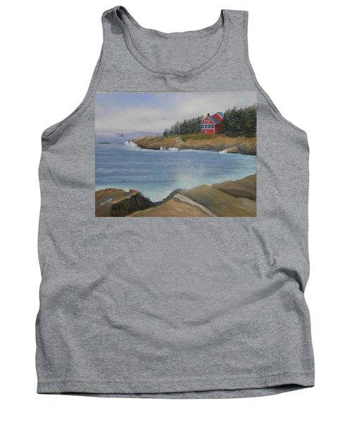 Ocean Cottage Tank Top