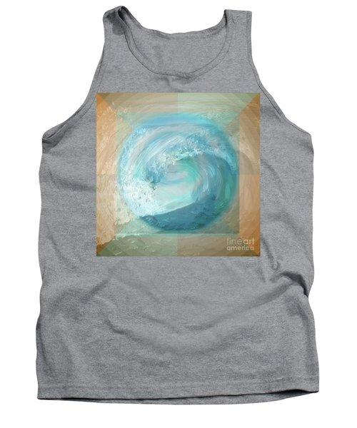 Ocean Earth Tank Top