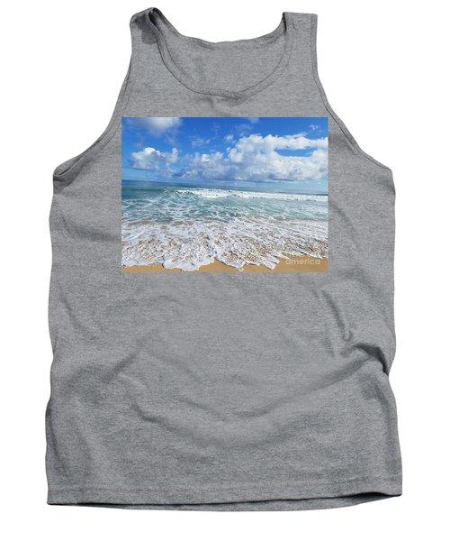 Ocean Foam Tank Top