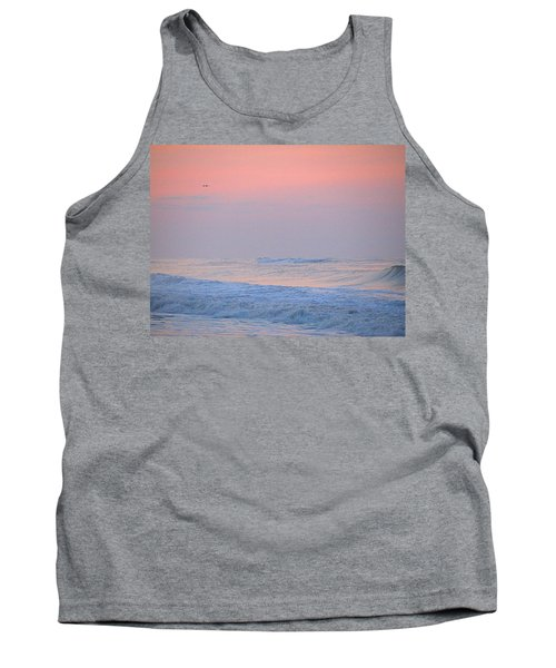 Tank Top featuring the photograph Ocean Peace by  Newwwman