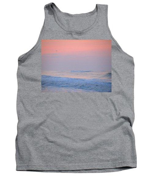Ocean Peace Tank Top by  Newwwman