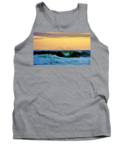 Ocean Power Tank Top by Blair Stuart