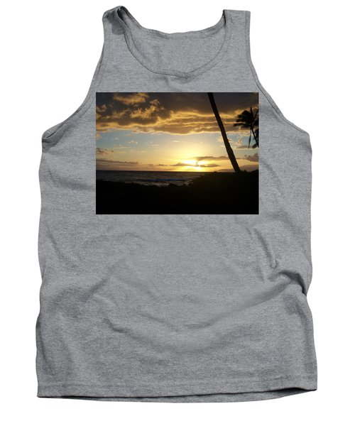 Ocean Sunset Tank Top