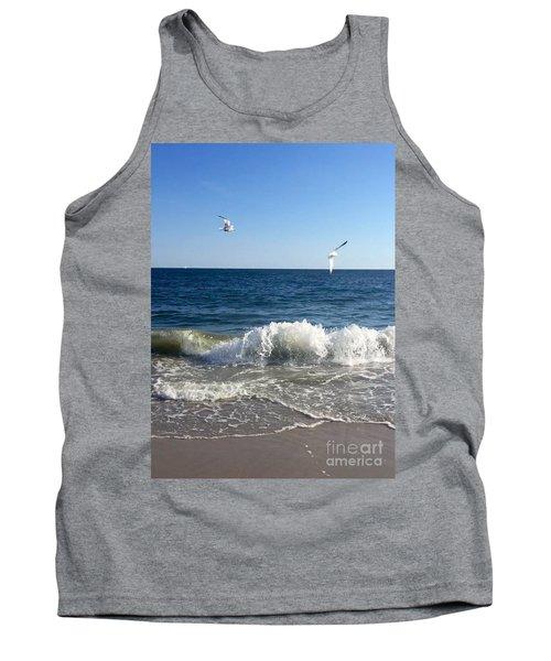 Ocean Waves Tank Top