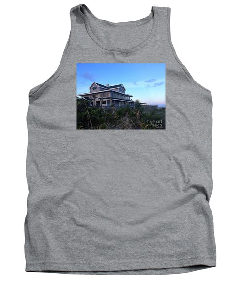 Tank Top featuring the photograph Oceanic - Wrightsville Beach by Shelia Kempf