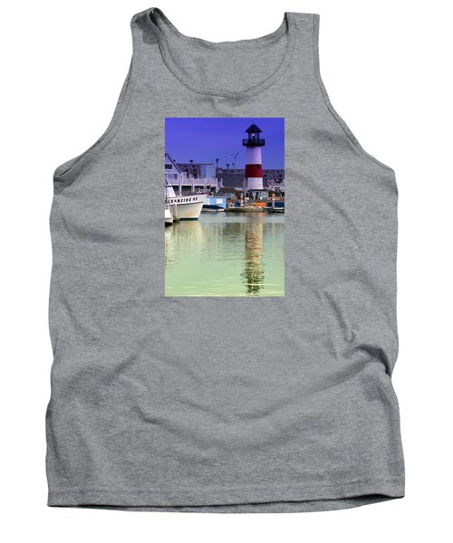 Oceanside Light Tank Top