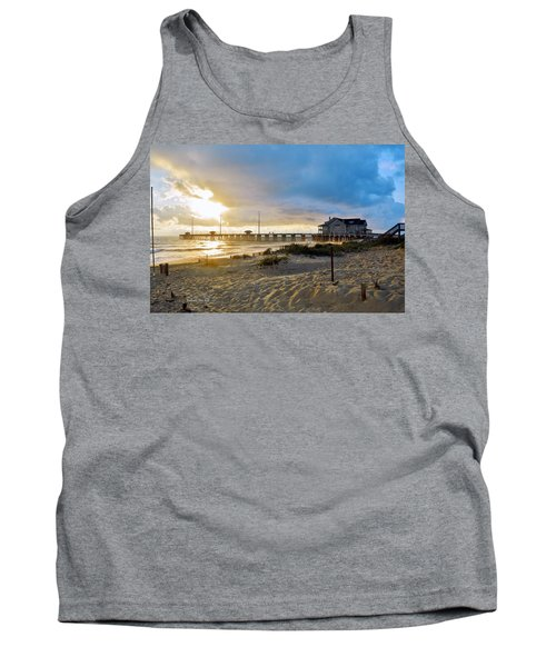 October 3 2016 Obx Sunrise Tank Top