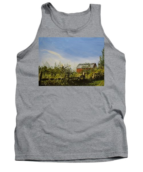 October Fence Tank Top