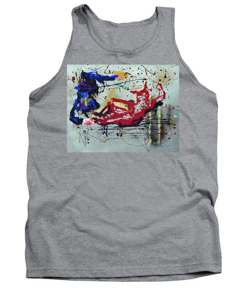 October Fever Tank Top by J R Seymour