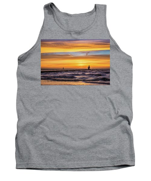 Tank Top featuring the photograph October Surprise by Bill Pevlor