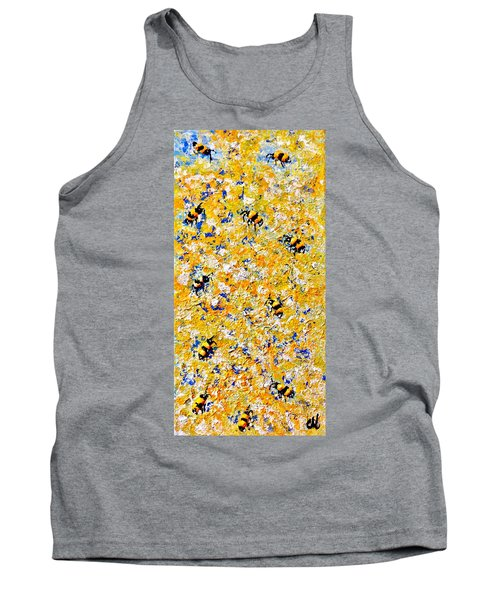 Ode To Bees.. Tank Top