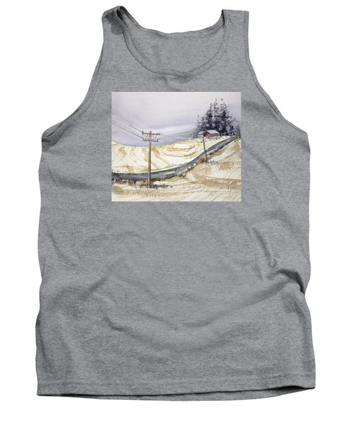 Odell Road Tank Top
