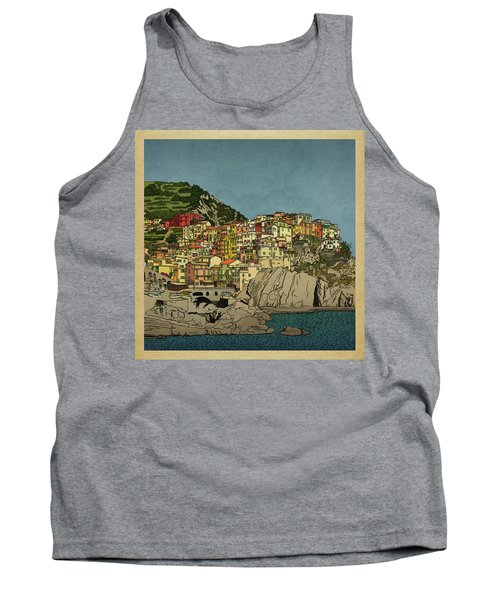 Of Houses And Hills Tank Top