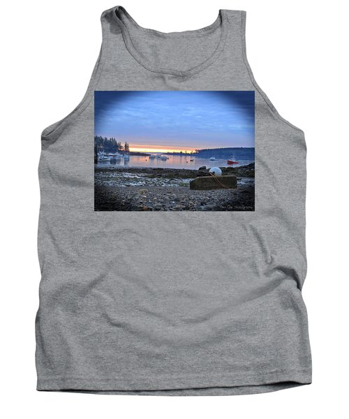 Office Of The Sea Tank Top