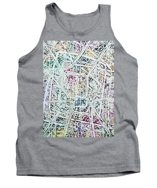 16-offspring While I Was On The Path To Perfection 16 Tank Top