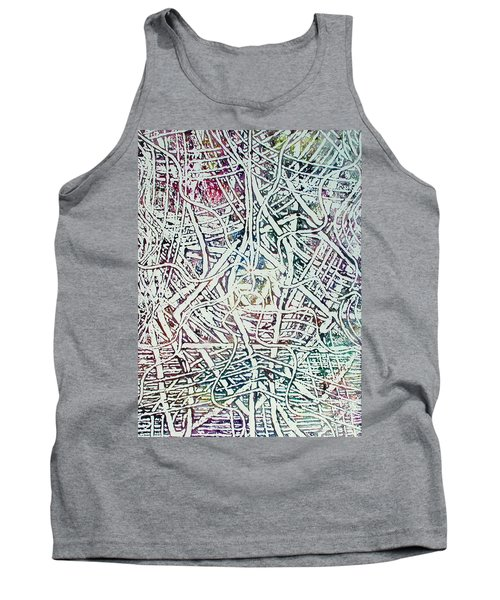 24-offspring While I Was On The Path To Perfection 24 Tank Top