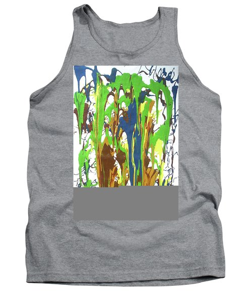 9-offspring While I Was On The Path To Perfection 9 Tank Top
