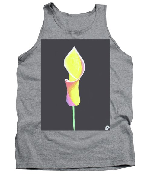 Oh Lily Tank Top by Cyrionna The Cyerial Artist