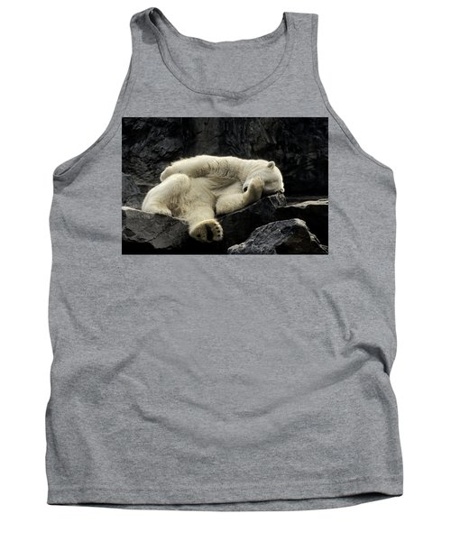 Oh What A Night Polar Bear Tank Top