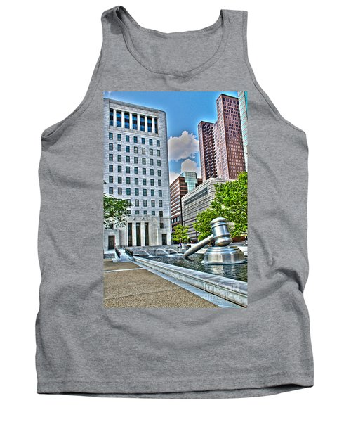 Ohio Supreme Court Tank Top