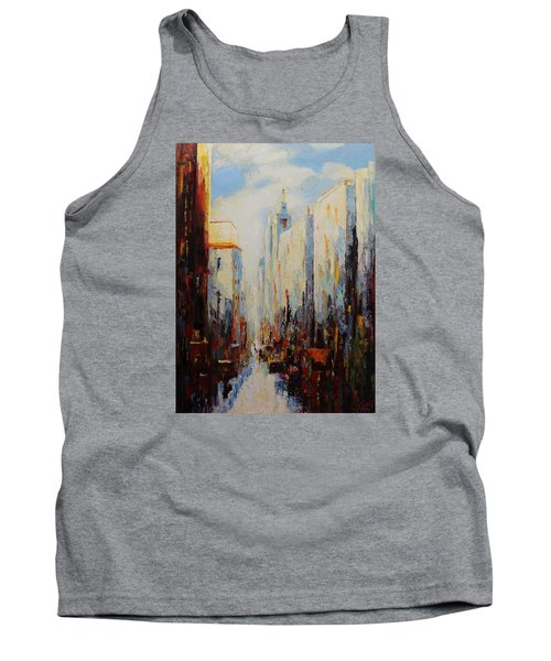 Oil Msc 059 Tank Top