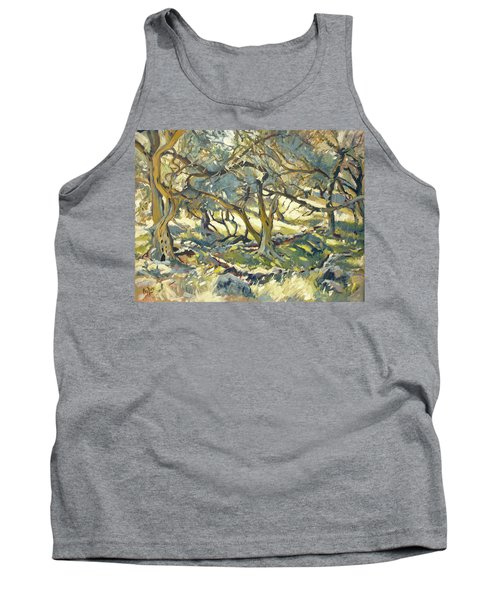 Oilve Grove Marmari Beach Tank Top