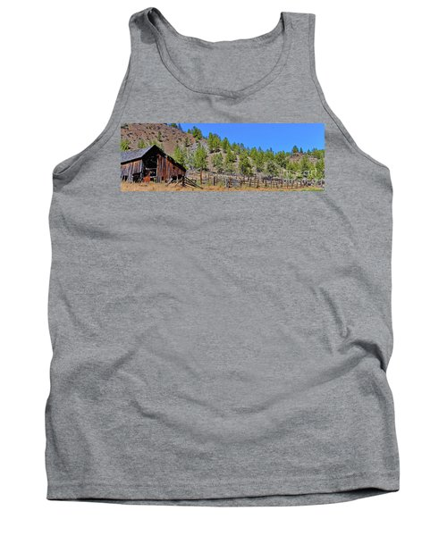 Ok Corral Tank Top by Ansel Price