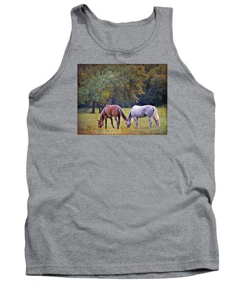 Ok Horse Ranch_2a Tank Top