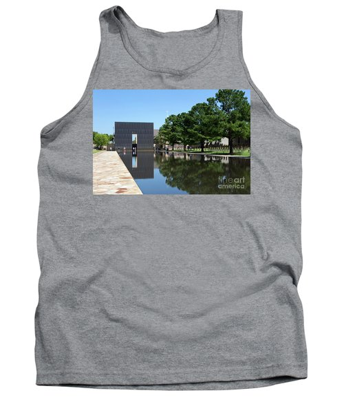 Oklahoma City National Memorial Bombing Tank Top