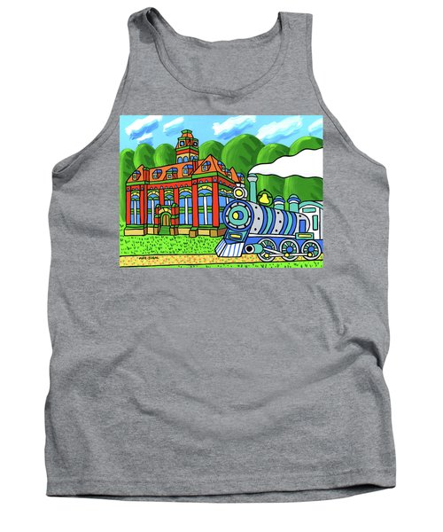 Old Alachua County Courthouse Tank Top