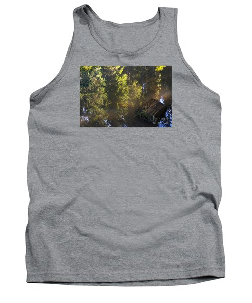 Old And New Life Tank Top by Yuri Santin