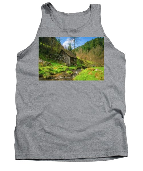 Old Black Forest Mill Tank Top