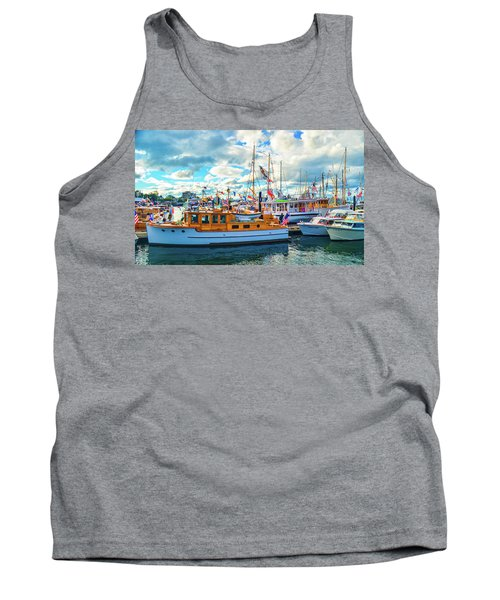 Old Boats Tank Top