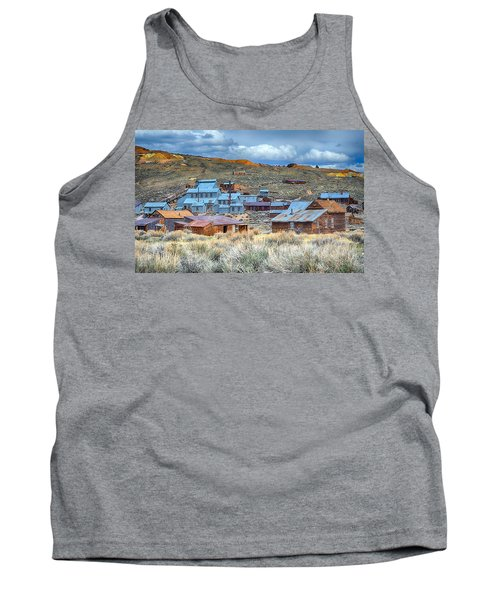 Old Bodie Gold Mining Town Tank Top