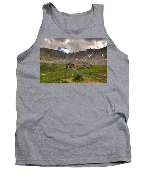 Old Cabin Tank Top