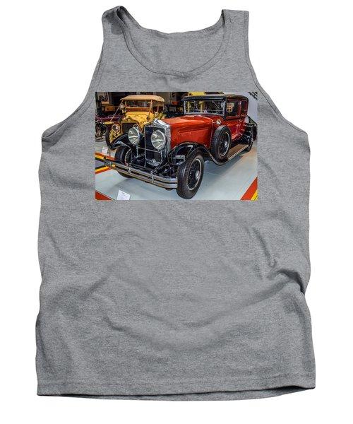 Old Car Tank Top